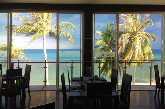 Royal Beach Boutique Resort & Spa: The View from the restaurant Royal Beach Samui