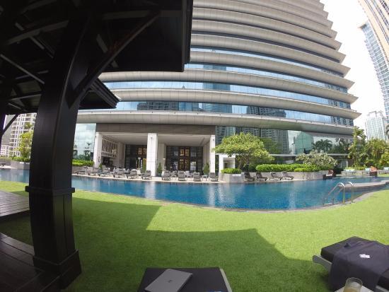... Plaza Athenee Bangkok, A Royal Meridien Hotel, Bangkok - TripAdvisor