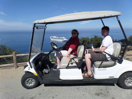 Catalina Island Golf Cart Rental Reviews