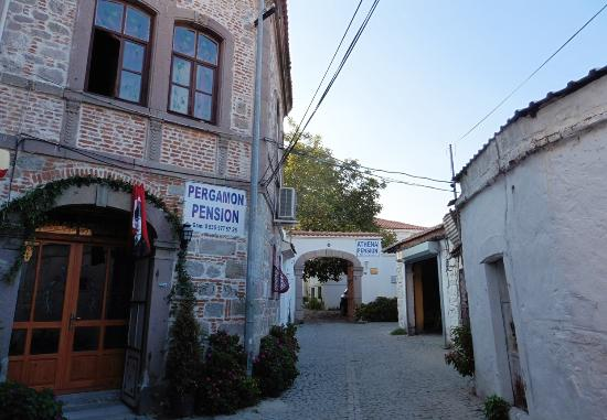 Pergamon Pension