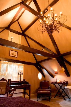 Suitehotel Restaurant Posthoorn: Admirals Suite