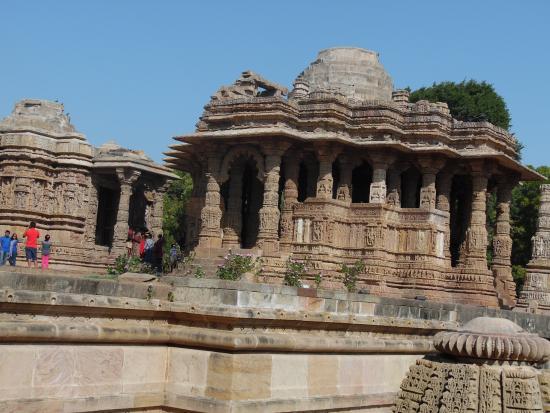 sun prayer khand - Picture of Sun Temple, Modhera - TripAdvisor