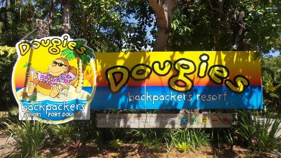 Dougies Backpackers Resort: Dougies My favorite place to be
