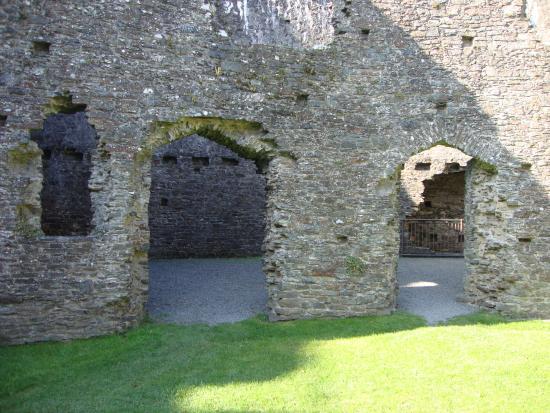 Restormel Castle: Interior