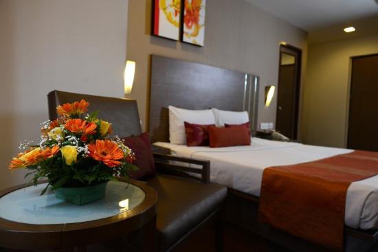 The Lotus Apartment Hotel - Venkatraman Street: Suite with Kitchen