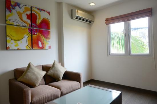 The Lotus Apartment Hotel - Venkatraman Street: Junior Suite
