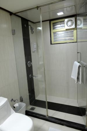 The Lotus Apartment Hotel - Venkatraman Street: Bathroom
