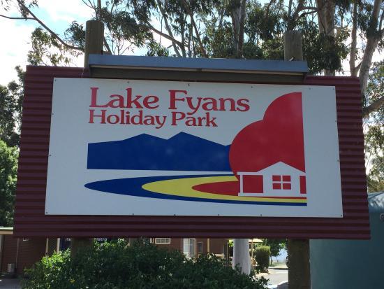 Lake Fyans Holiday Park: photo0.jpg