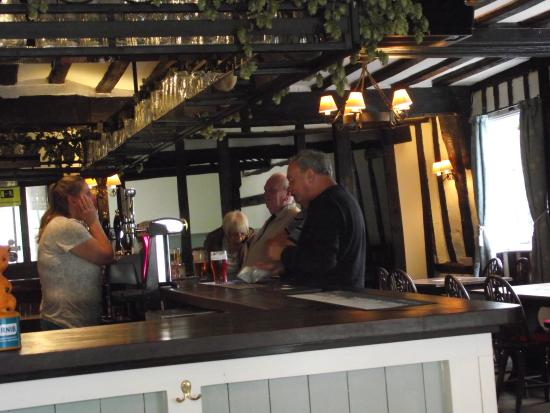 The Dickleburgh Crown: The Bar