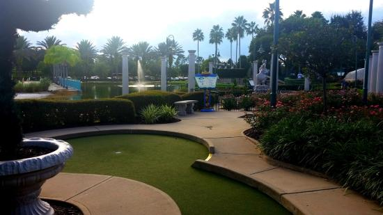 Crazy Golf Picture Of Disney 39 S Fantasia Gardens Miniature Golf Course Kissimmee Tripadvisor