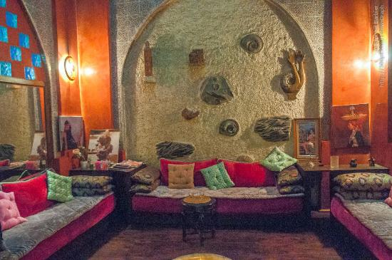 Salon d tente picture of hammam ziani marrakech for Salon detente