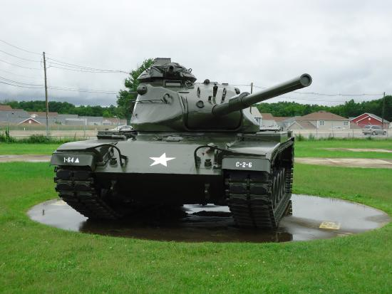 Fort Knox, KY: M48 Patton