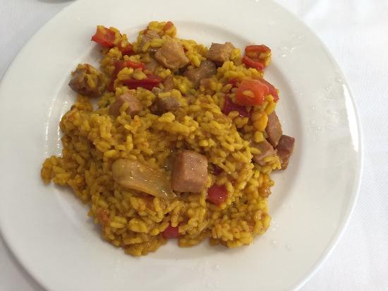 Un día en Familia - Bilde av Restaurante Venta El …