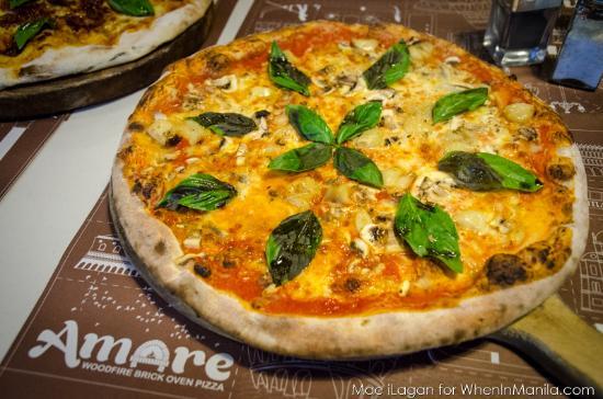 amare la cucina pizza