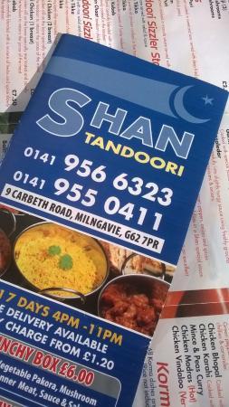 Shan Tandoori Takeaway