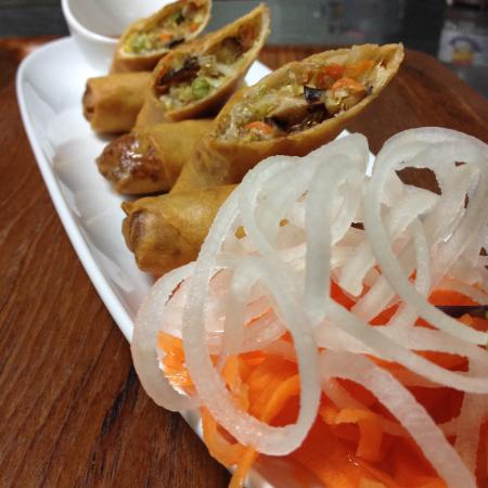 Ciao Koh Chang: Spring roll