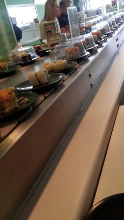 Bamboo Sushi Lounge: 20151023_125820_large.jpg