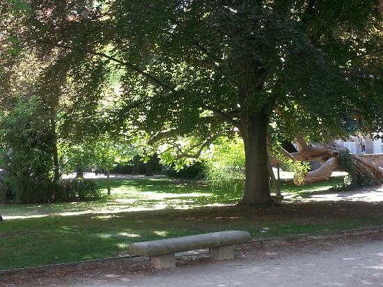 París, Francia: Luxembourg Gardens