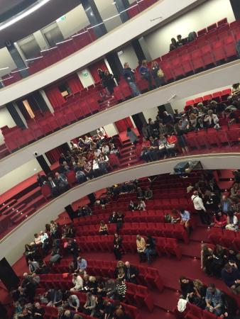 Teatro Eliseo : Platea e gallerie