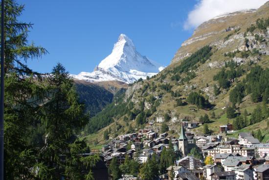 CERVO Zermatt: View from Cervo