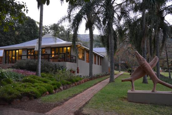 Louis Trichardt, Sudáfrica: Hotel grounds