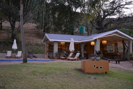 Louis Trichardt, Sudáfrica: Pool house
