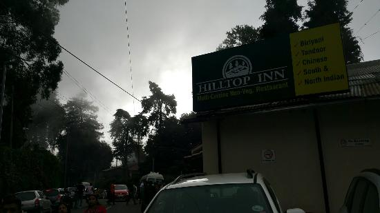 Hilltop Inn: Hill top inn