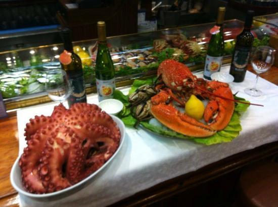 Foto de restaurante o caldi o cocina gallega madrid for Cocina gallega en madrid