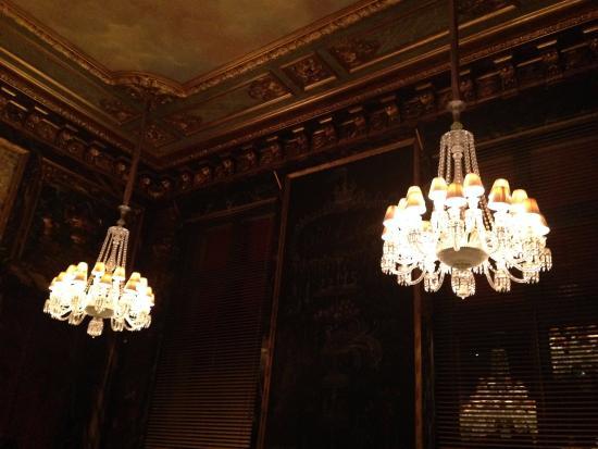 picture of cristal room baccarat paris tripadvisor. Black Bedroom Furniture Sets. Home Design Ideas