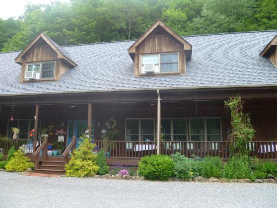 Slatyfork, Virgínia Ocidental: Hotel
