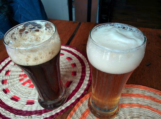 Cafe Dios No Muere: Artisan beer