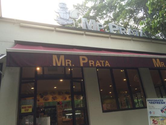 Mr. Prata Photo