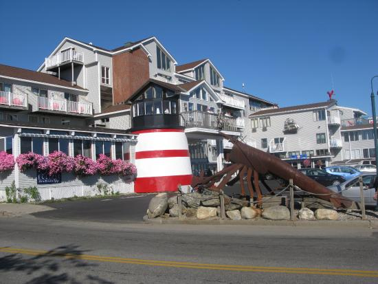 Picture of trade winds inn rockland for Trade winds motor inn rockland me