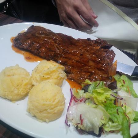 Lamb steak with mash photo de buffalo grill luton tripadvisor - Buffalo grill a emporter ...