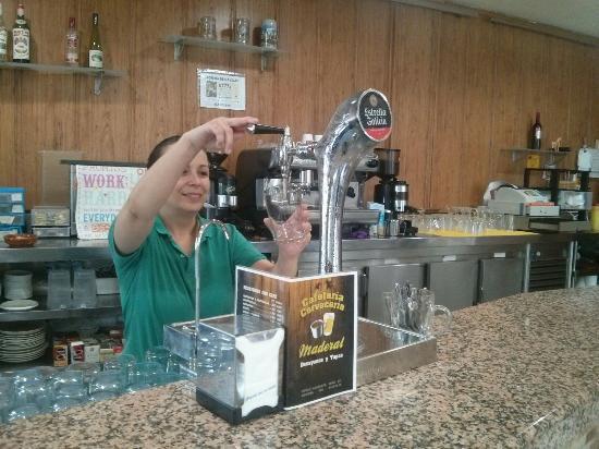Bar Cafetería Maderal