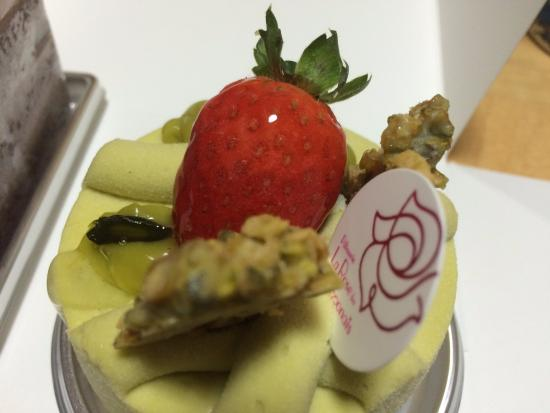 La Rose Japone: ケーキ