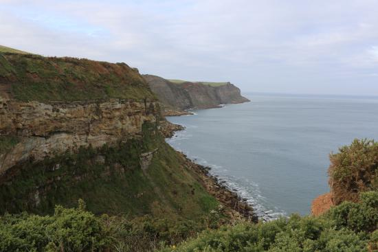 North York Moors National Park, UK: Looking towards Whitby