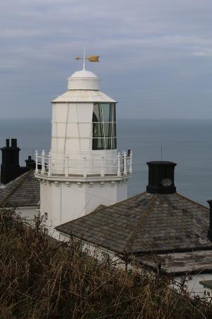 North York Moors National Park, UK: Lighthouse near Whitby