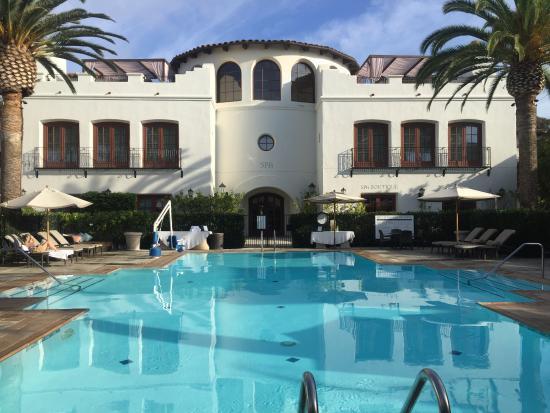 Goleta, Kaliforniya: Spa and spa pool
