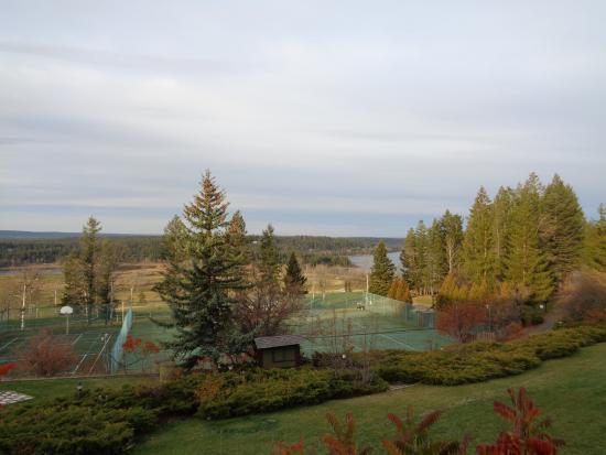108 Resort: morning view