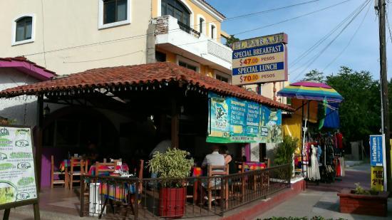 El Paraje The Place: El Paraje Mazatlan