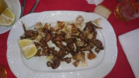 Restaurante los Hidalgos Bodegon