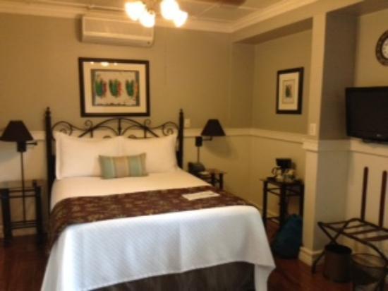 Hotel Grano de Oro San Jose: King Size Deluxe Room with Patio
