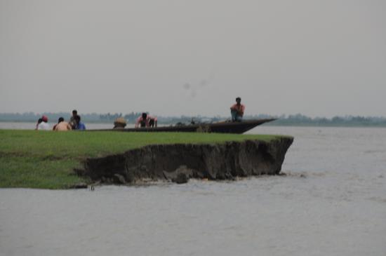 Bhuapur, Bangladés: jamuna river cruise (as part of package)