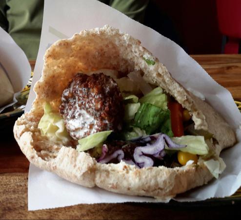 Falafel arabica