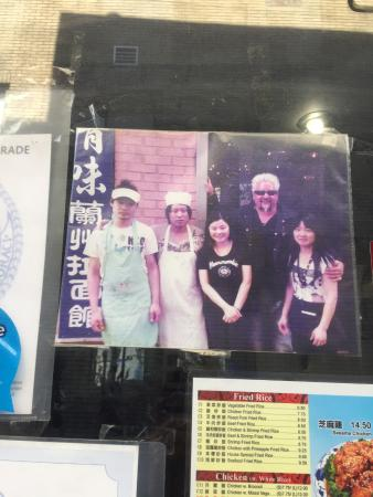 Tasty Hand-Pulled Noodle Inc. : Guy Fieri Approves!