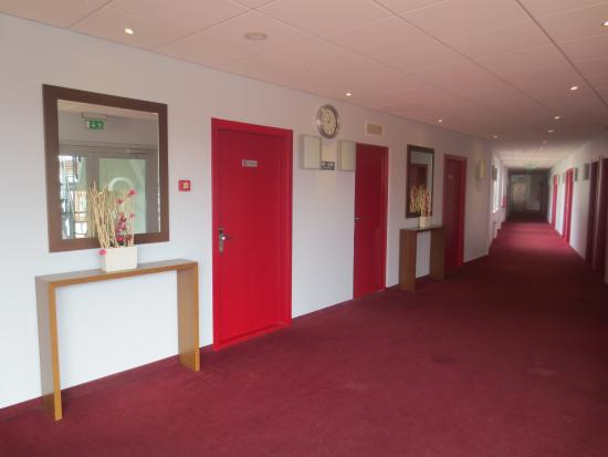 Dodo Hotel: corridor
