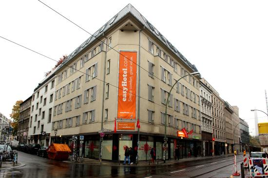Hotel Berlin Hackescher Markt