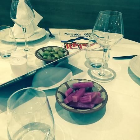 Al Wady: aperitif