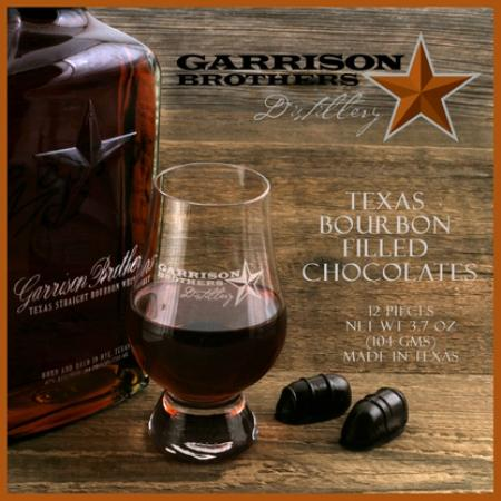 Garrison Brothers Bourbon Filled Chocolates